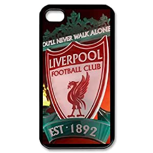 Liverpool Logo For iPhone 4,4S Csae protection Case DH560659