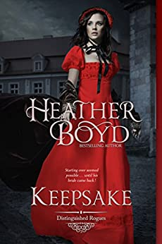 Keepsake (The Distinguished Rogues Book 5) by [Boyd, Heather]