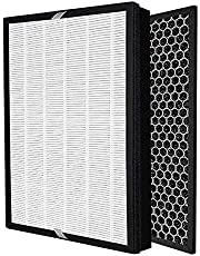 Menky FY2420/30 FY2422 Activated Carbon HEPA Filter Sheet Replacement Filter for Air Purifier AC2889 AC2887 AC2882