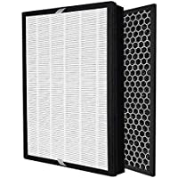 YUPVM FY2420/30 FY2422 Activated Carbon HEPA Filter Sheet Replacement Filter for Air Purifier AC2889 AC2887 AC2882