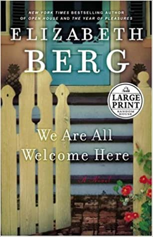 Book Large Print: We are All Welcome Her (Random House Large Print)