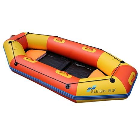 SHZJ Kayak de mar y&Kayak Inflable 2 + 1 Persona, Accesorios ...