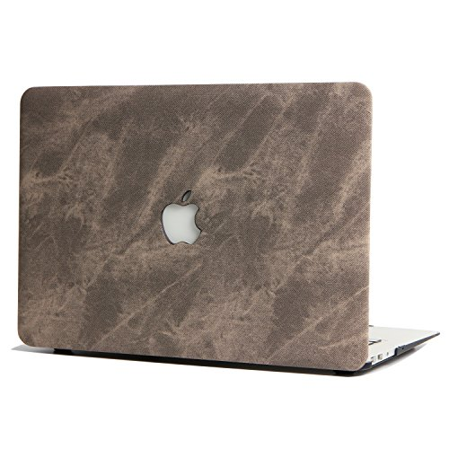 - Laptop MacBook Pro Case Design - L2W Laptop Computers Pu Leather Cowboy Style Pattern Case For Apple MacBook Pro 13.3 Inch Old With CD Drive [Bottom Model:A1278],Plastic Hard Cover Shell Brown