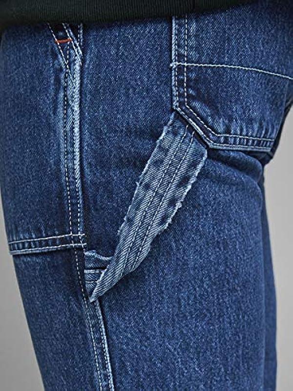 Jack & Jones męskie dżinsy Comfort Fit Mike Utility AM 184: Odzież