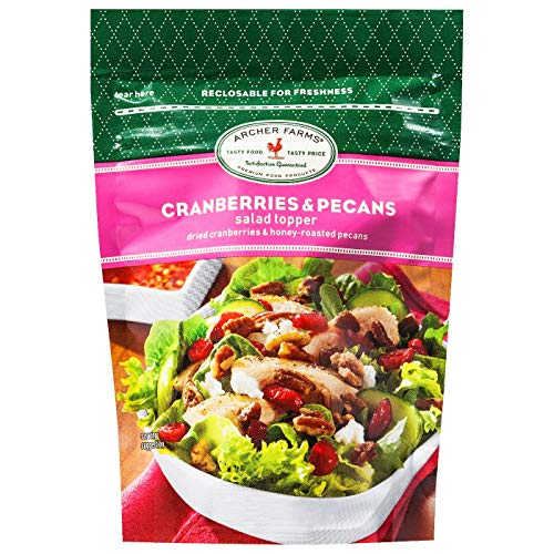 Archer Farms Dried Cranberries & Roasted Pecans 3oz, pack of 1