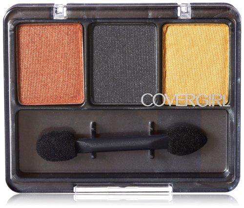 CoverGirl Eye Enhancers 3 Kit Shadow, Dazzling Metallics 119