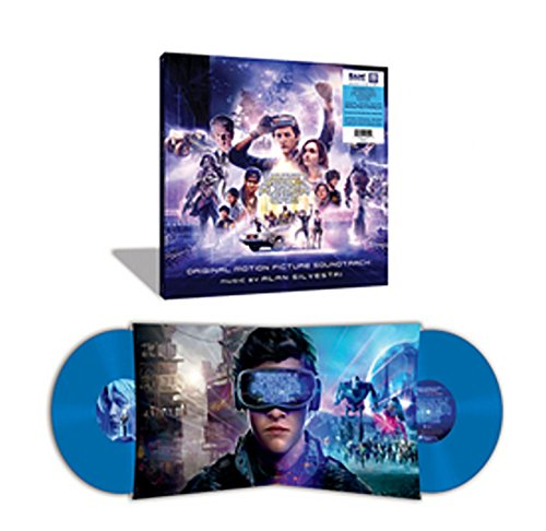 Ready Player One - Original Motion Picture Soundtrack Exclusive Blue Vinyl