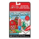 Melissa & Doug 19485 on The Go Water Wow! Reusable Water-Reveal Activity Pad-Connect The Dot