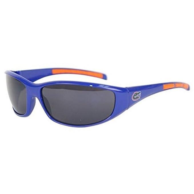 0d462103e908 Amazon.com: Siskiyou NCAA Officially Licensed 3 Dot Wrap Sunglasses ...
