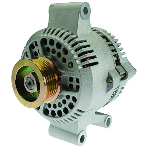 New Alternator For 1998-2003 Ford ESCORT ZX2 2.0L F7PU-10300-JA F7PU-10346-JA F7PZ-10346-JA ()
