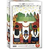 Eurographics 6000-0798 Diego Rivera-Flower Festival 1000 Piece Puzzle