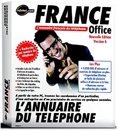 infobel france gratuit
