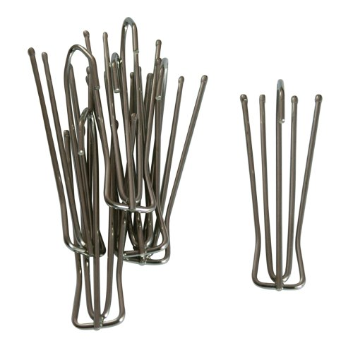 Home Sewing Depot 10 Long Neck 4 Prong Hooks & 4 Single Prong Hooks