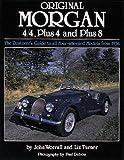 Original Morgan 4/4, Plus 4 and Plus 8, Nigel Worrell, 0760316449