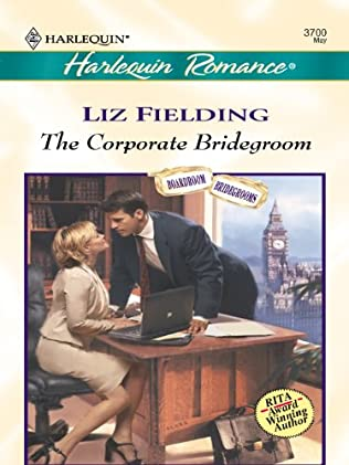 book cover of The Corporate Bridegroom