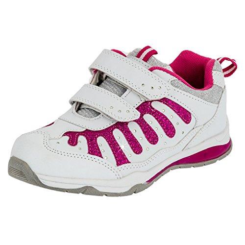 Max - Zapatillas de running de Material Sintético para niña #825 Weiss