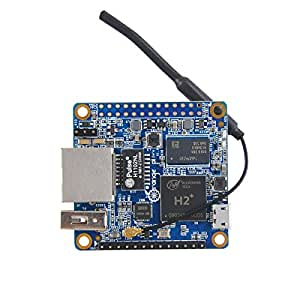Makerfocus Orange Pi Zero H2 Quad Core Open-source 512MB Development Board with Wifi Antenna