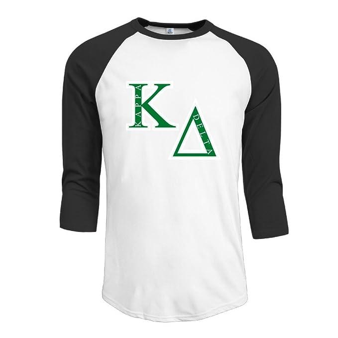 Kappa Delta EE. UU. Cuerpo de la siguiente nivel verano hombres camiseta, manga
