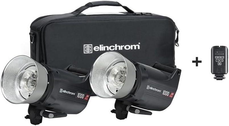 Elinchrom Elc Pro Hd 1000 1000 To Go Set Elektronik
