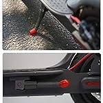 Haude-Accessori-per-La-Copertura-del-Supporto-del-Piede-nel-Silicone-per-Scooter-Elettrici-M365-PRO-Ninebot-Es2-Es4-Rosso