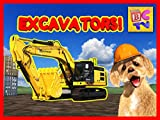 How Do Excavators Work? - Learn About Excavators and Hydraulics for Kids