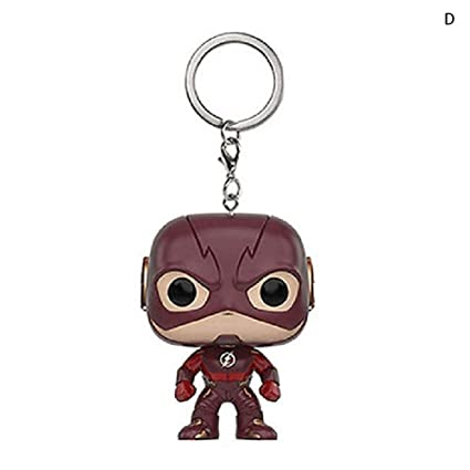 Key Chains Mini Figuras de superhéroes de la película ...