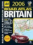 AA Road Atlas Britain, Automobile Association (Great Britain), 0749545488