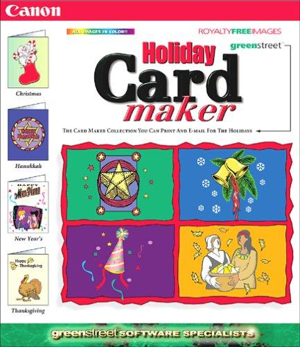 holiday photo card maker