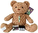 Feel Better Buddy - Aromatherapy Teddy Bear - Plush Bear for Sick Children That Features A Tissue Dispenser and Pockets for Kid Friendly Essential Oils
