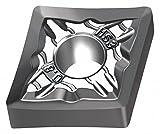 Diamond Turning Insert, CNMG, 432, MS3-WPP10S, Pack of 10
