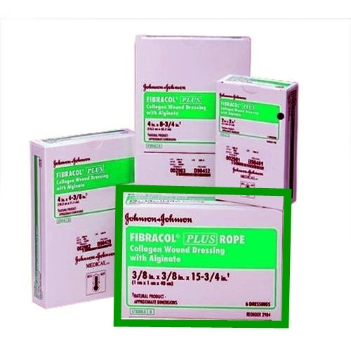 Fibracol Plus Collagen Wound Dressing (3/8