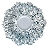 HMH HM6012 Hickory Manor House HM6012 Pierced Acanthus Medallion 25 in.