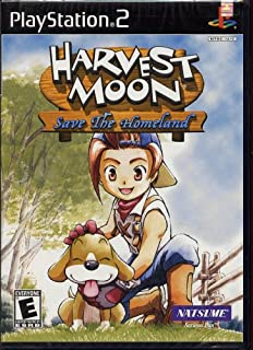 Amazon Com Harvest Moon Back To Nature Video Games