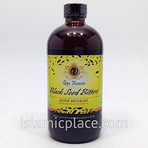 Nyame Black Bitters Moringa Beverage product image
