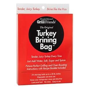 Elizabeth Karmel's Turkey Brining Bag, 24-inch