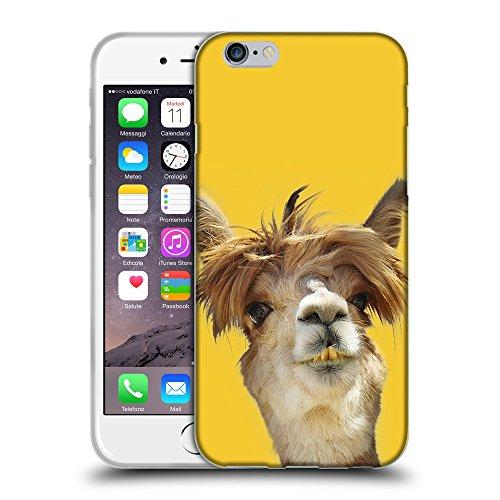 "GoGoMobile Coque de Protection TPU Silicone Case pour // Q05560611 alpaga giallo banana // Apple iPhone 6 PLUS 5.5"""