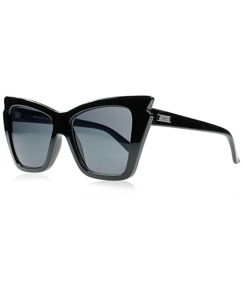 Le Specs Gafas de sol de rapto Negro: Amazon.es: Ropa y ...