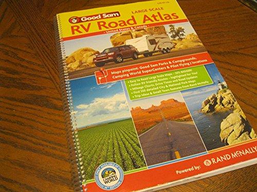good sams rv road atlas - 6
