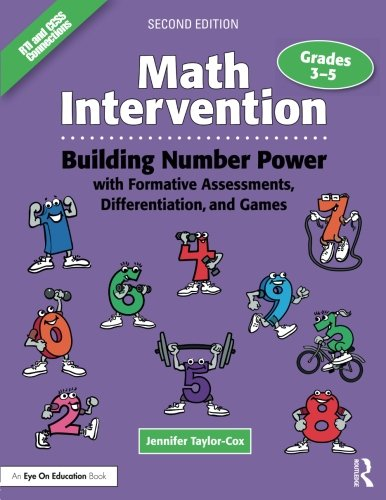 Math Intervention 35: Building Number Power with Formative Assessments, Differentiation, and Games, Grades 35 (Eye on Education)