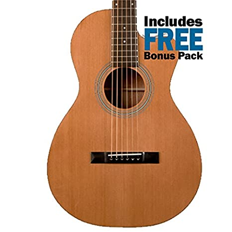 Grabación King RP1 - 16 C guitarra acústica torrefied Adirondack ...
