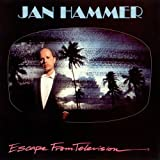 Jan Hammer - Escape From Television - MCA Records - MCA 03407, MCA Records - MCF 3407