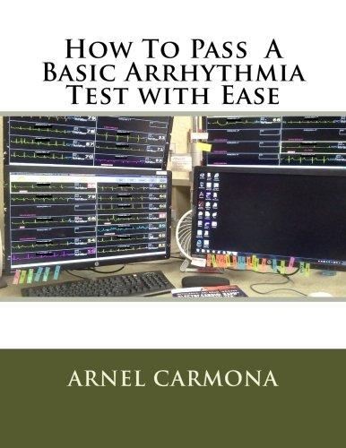 How To Pass  A Basic Arrhythmia Test with Ease