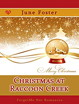 Christmas at Raccoon Creek: A pharmacist and a nurse fall in love yet one lives in 1952 and the other in present time. (A Snow Globe Christmas) by [Foster, June]