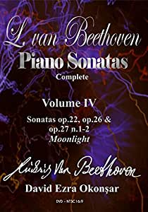 Beethoven Sonatas Vol.4 DVD-NTSC