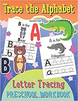 BIG Deal on Tracing Letters and Numbers for Preschool ...