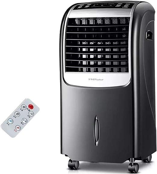 W-lfj Aire Acondicionado Ventilador Calefacción y Enfriador ...