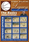 Lenny Wilkens Legacy Basketball Clinic Series - The Basics