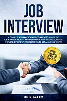 Job Interview Practical Preparation Questions ebook product image