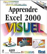Apprendre Excel 2000 : Visuel