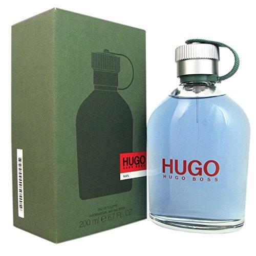 e5896c542a Amazon.com : HUGO BOSS GREEN Eau de Toilette Spray for Men 6.7 OZ/ 200 ml :  Beauty